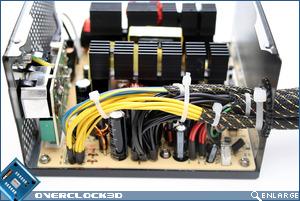 Enermax ECO80+ 350w Insides