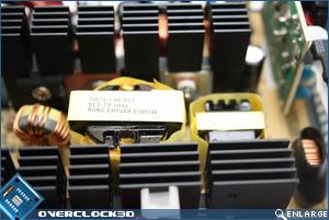 Enermax ECO80+ 350w Transformers
