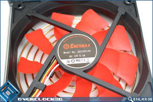Enermax ECO80+ 350w Fan