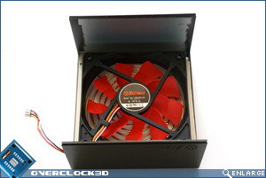 Enermax ECO80+ 350w Fan
