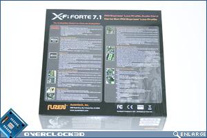 x-fi forte box rear