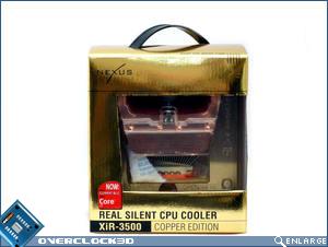 Nexus XiR-3500 Copper Edition Box
