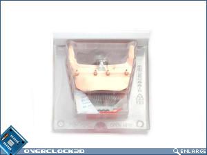 Nexus XiR-3500 Copper Edition Inner Box