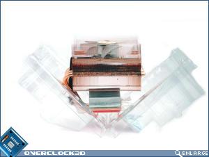 Nexus XiR-3500 Copper Edition Box Contents