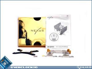 Nexus XiR-3500 Copper Edition Contents