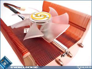 Nexus XiR-3500 Copper Edition Fan
