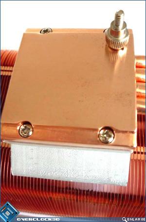 Nexus XiR-3500 Copper Edition Base