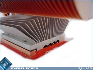 Nexus XiR-3500 Copper Edition Fins