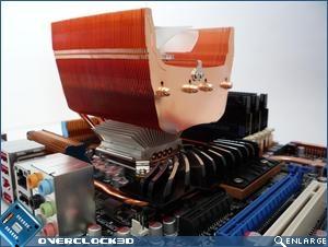 Nexus XiR-3500 Copper Edition Installed