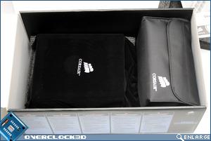 Corsair HX850 Box Contents