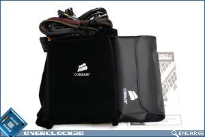 Corsair HX850 Contents
