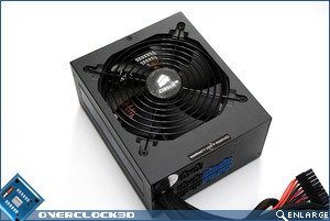 Corsair HX850 Bottom Fan Area