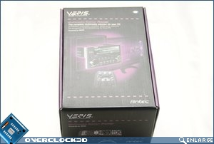 Antec Veris Media Station box