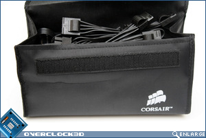 Corsair HX850w Modular Cables Bag