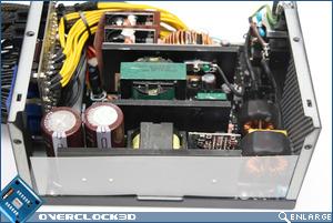 Corsair HX850W Internals