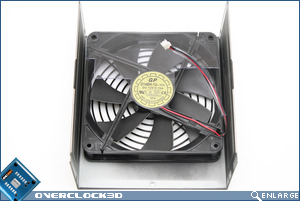 Corsair HX850W Fan