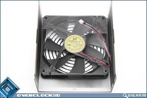 Corsair HX850W Fan
