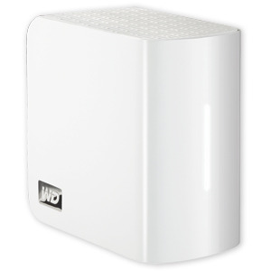 The 4TB My Book World Edition II NAS from WD