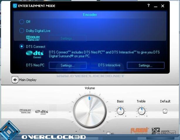Auzentech X-Fi Forte Low Profile 7 1 PCI-E Sound Card