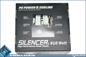 PCP&C Silencer 910 Box Back