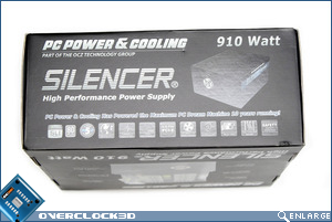 PCP&C Silencer 910 Box Side