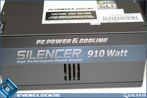 PCP&C Silencer 910 Side