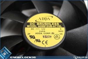 PCP&C Silencer 910 Fan Model