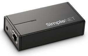 The Hitachi SimpleNet network adaptor