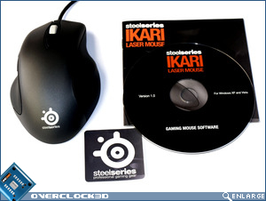 SteelSeries Ikari Contents