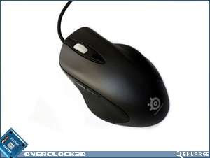SteelSeries Ikari Laser Left View