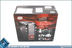 HAF 922 Packaging