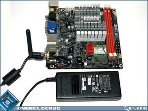 Zotac ION 330 ITX Motherboard