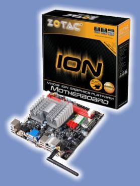 Zotac ION 330 ITX