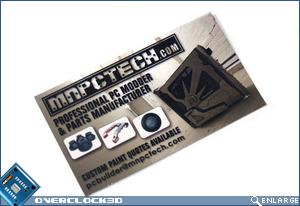 MNPCTech Radiator Grill Card
