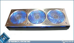 MNPCTech Radiator Grill Illuminated