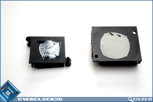 Asus Maximus II Gene Heatsinks