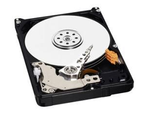 The 1TB WB Scorpio Blue 2.5in HDD from Western Digital