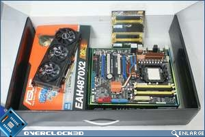 AMD Phenom II Dragon Kit Inside