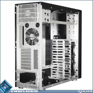 Lian Li PC-A71F inside