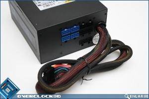 Corsair HX750w Hard Wired Connectors