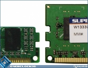 Super Talent VLP DDR3 Modules