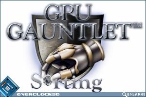 GPU Gauntlet Sorting