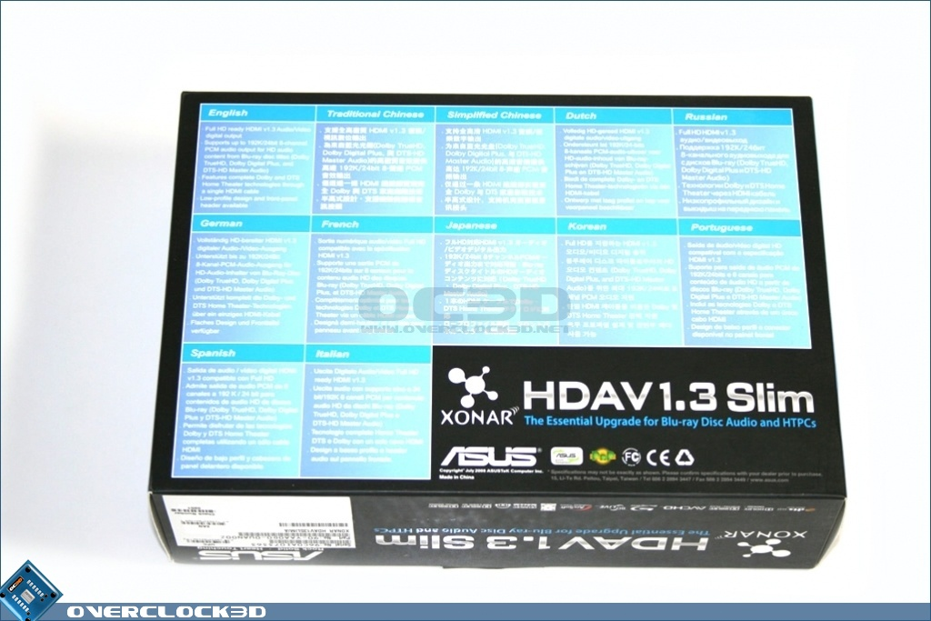 Asus Xonar HDAV Arcsoft Total Media Theater 3 Driver PC