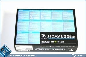 hdav 1.3 rear box