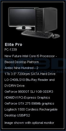 Novatech Elite Pro Core i5 System Updated Naming