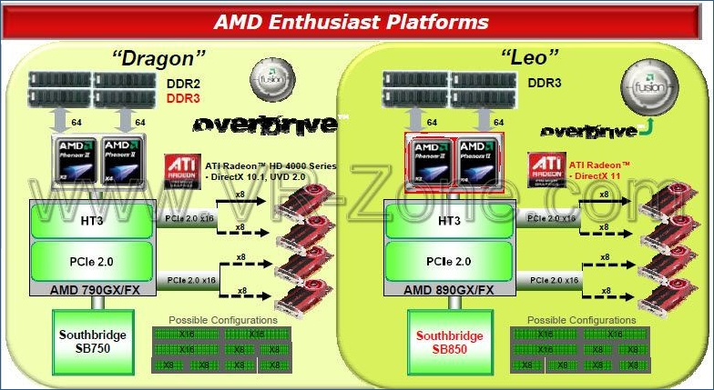 AMD Leo Roadmap