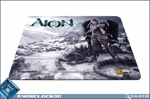 Steel Series AION mousepad