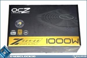 OCZ Z-Series 1000w Box Front