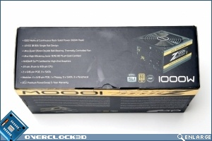 OCZ Z-Series 1000w Box Bottom