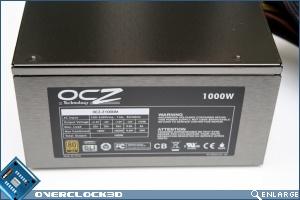 OCZ Z-Series 1000w Specs Side